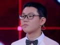 《最强大脑第四季片花》第一期 14岁初中生叫板脑王 刘国梁:嗯 这很像张继科