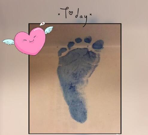 霍建华激动迎接女儿诞生:愿小公主像心如