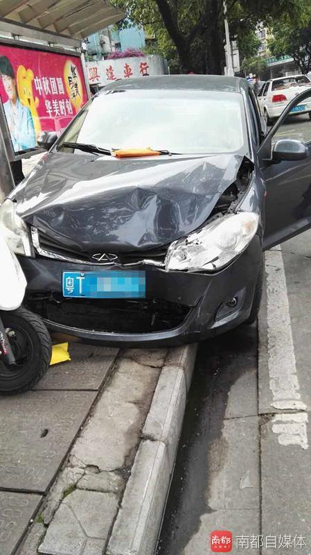 四川男子广东被打后驾车撞人 庭上否认故意杀人