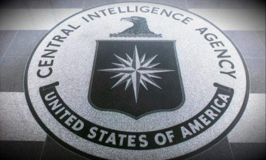 中情局标志。图片来自Emaze网站