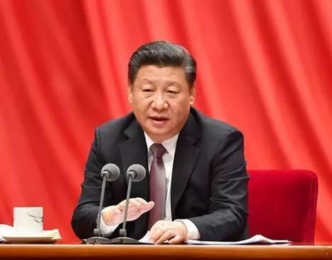 1月6日,中共中央总书记、国家主席、中央军委主席习近平在第十八届中央纪律检查委员会第七次全体会议上发表重要讲话。