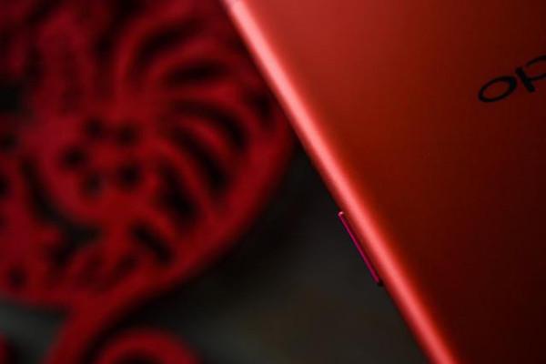 OPPO R9s新年特别版真机
