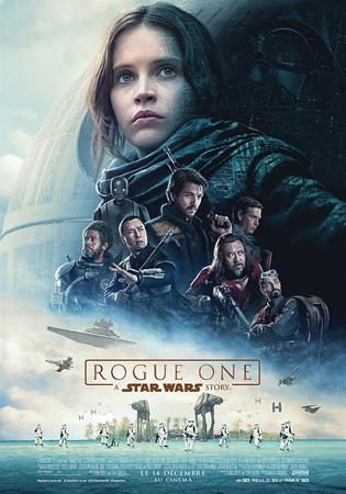 《星球大战外传:侠盗一号》 Rogue One