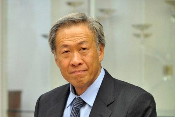 新加坡国防部长黄永宏/资料图