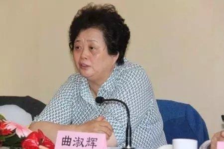 现年61岁的曲淑辉,是第十八届中央纪委委员。