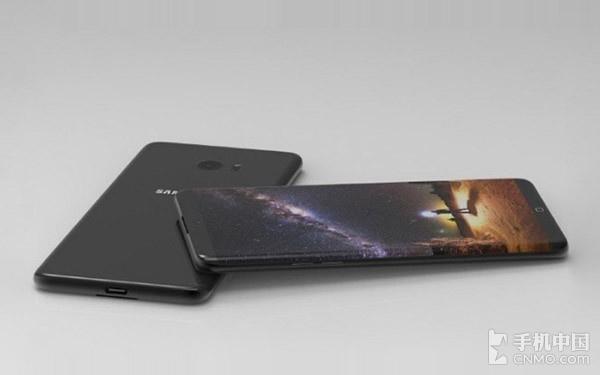 Galaxy S8概念图