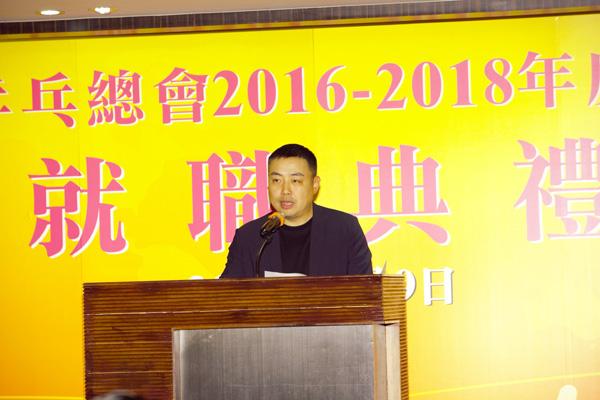 刘国梁总教练致辞