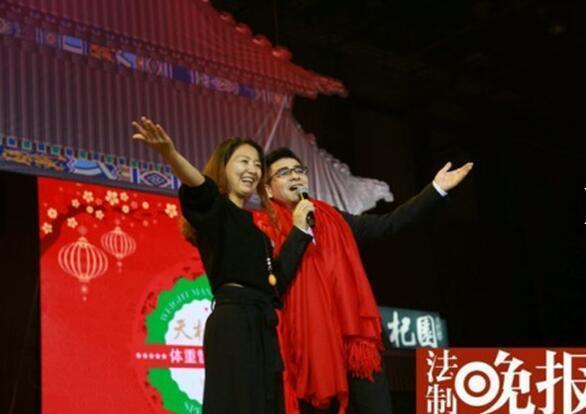 陈光标献唱一首《带你快乐带你瘦》
