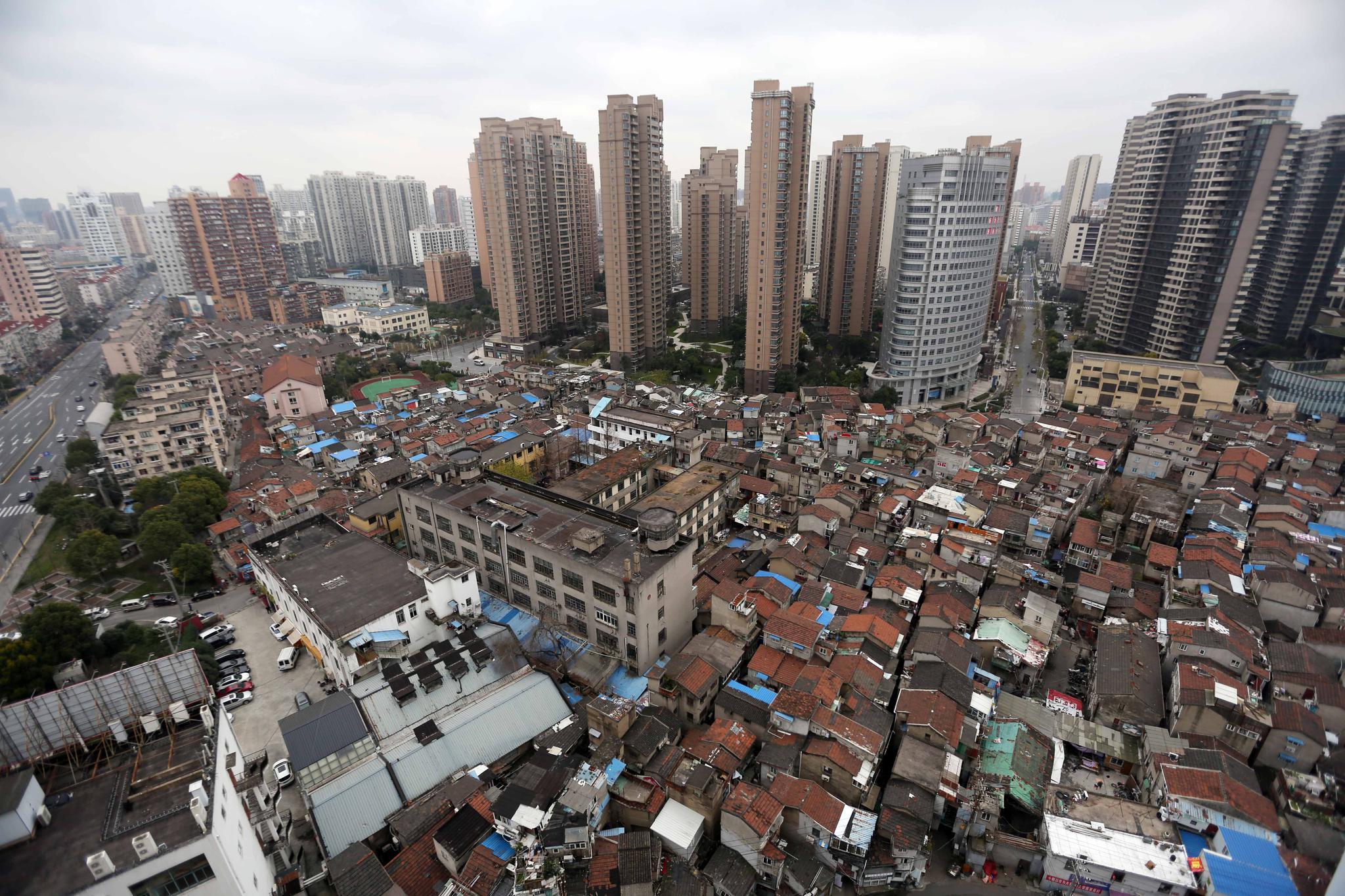 又一批土豪!上海最大棚户区改造 周边房价8万(图)