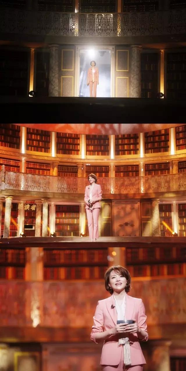 董卿新节目开始首场录制 揭秘《朗读者》幕后故事