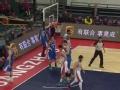 CBA视频-巴赫拉米分球 肯尼迪上篮轻松打进