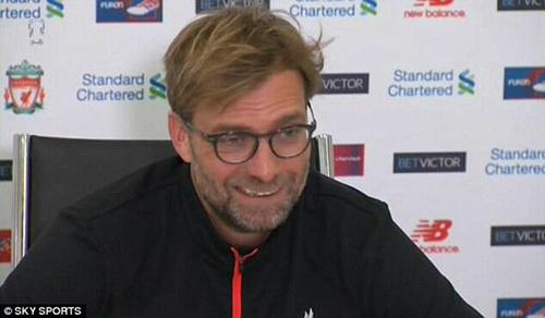 克洛普:给我11人就能踢曼联 穆帅是世界级教练