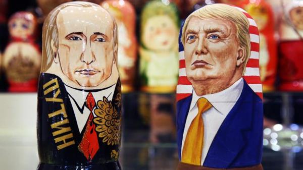 英国官员透露称特朗普在上任后将于普京会面