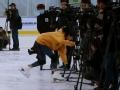 《跨界冰雪王片花》第二期 高难度动作难道众人 李菲儿扎进摄影堆