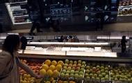 """科幻感十足的""""未来超市"""""""