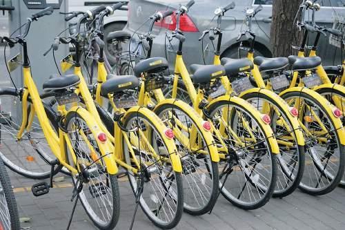 人民日报调查多地公共自行车租借:有城市丢失近半