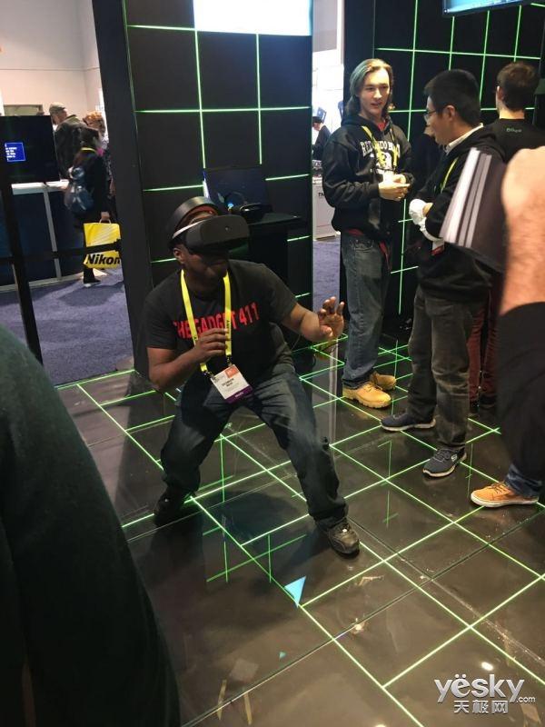 CES:Pico推出VR定位交互套件,对标国际水准