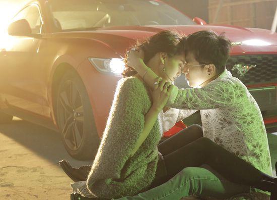 金志文《失眠》MV朦胧缠绵尽显极致暧昧
