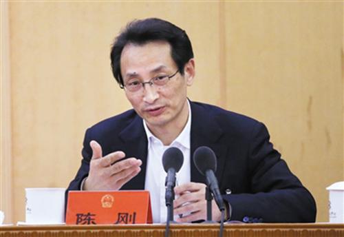 北京市委常委、副市长陈刚
