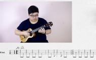 《close to you》ukulele教学