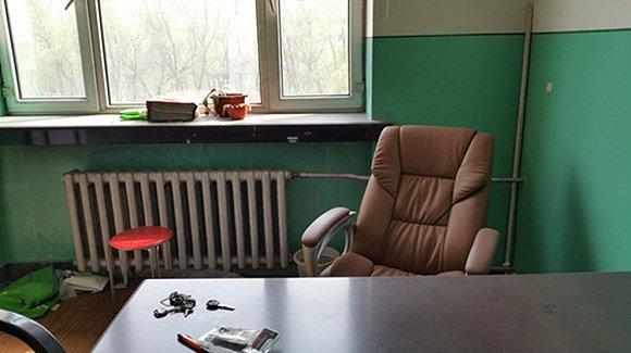 (319办公室 图片来源:家属供图)