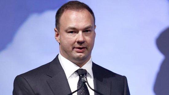 传奇娱乐主席和CEO托马斯-图尔于近日辞职