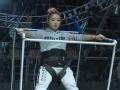 《花漾梦工厂第二季片花》抢先看 何洁挑战高空舞蹈 要求卸保险绳惊呆教练