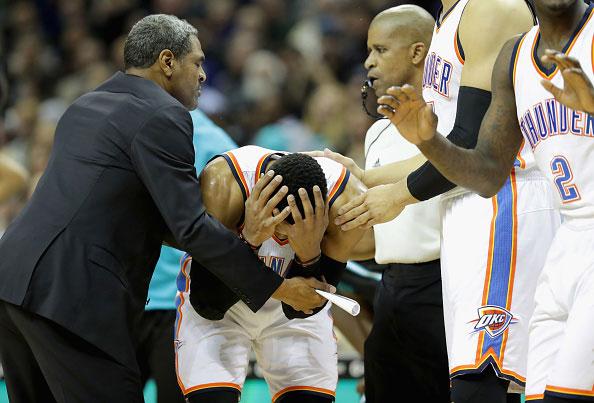 NBA疯人院集齐5种怪咖 威少考神朗多大帝谁奇葩
