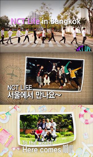 NCT LIFE 花絮