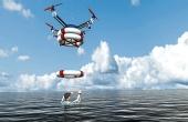 水上飞行机器人:随时待命