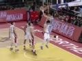 CBA视频-亚当斯妙传周琦团身暴扣 吉林VS新疆