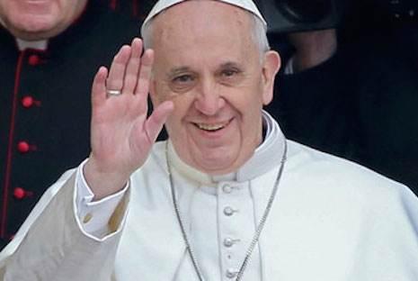 蔡英文致信教皇 声称两岸兵戎相见无法解决问题