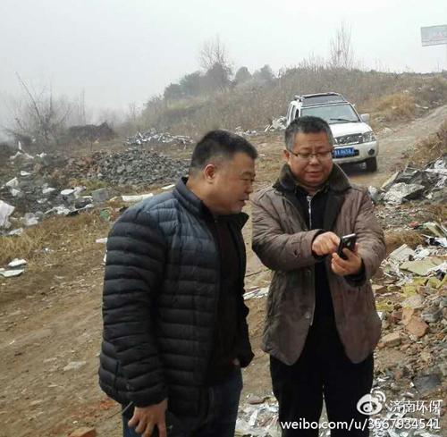 济南长清51岁环保干部连续五天加班抗霾因公殉职