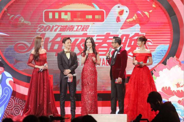 湖南卫视春_湖南卫视小年夜春晚 谢娜主持收放自如获赞-搜狐娱乐
