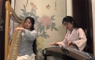 箜篌古筝演奏《纪晓岚》插曲