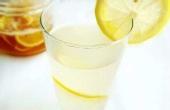 神奇 柠檬水的十大功效