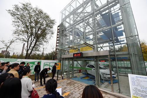 <b>外媒称中国近2亿汽车难找停车位:习惯免费停车</b>