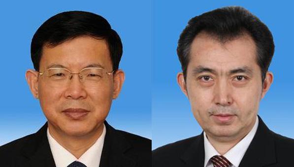 郝明金、陈雍不再担任监察部副部长职务