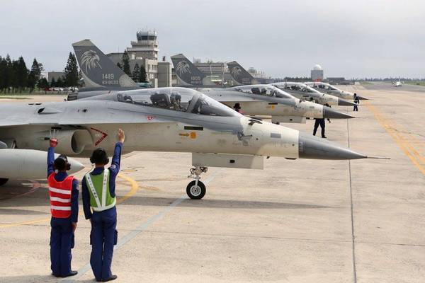 台军豪言自制隐形战机 或以此为筹码采购F-35