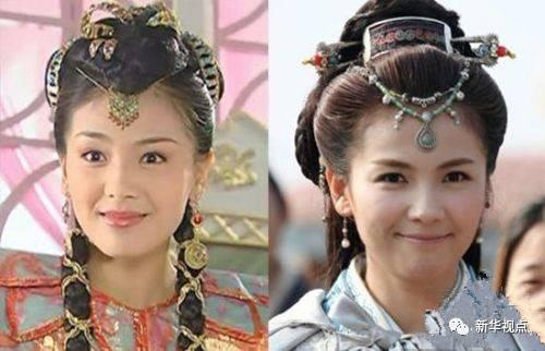 从还珠格格3到琅琊榜 ,12年,刘涛的容颜变化了吗?反正小编是没有看出来!
