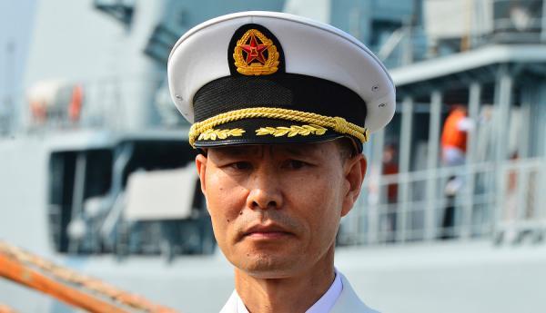 南海舰队司令员王海