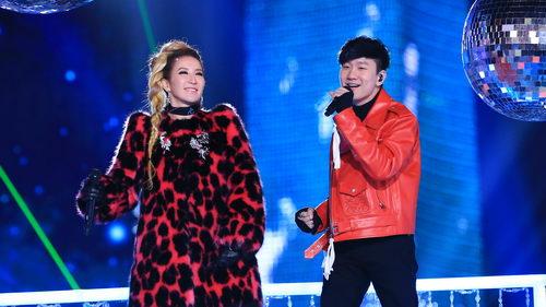 李玟与林俊杰合唱