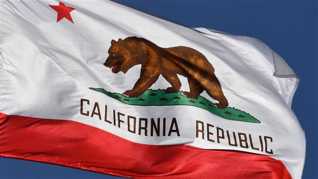 加州独立旗帜