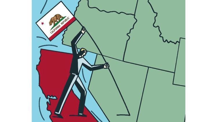 【环球网报道 记者 王一】据美国FOX新闻网1月27日报道,365纺织网论坛当地时间26日,365纺织网论坛一份主张加利福尼亚州脱离美国独立的提案已被提交至州务卿办公室。
