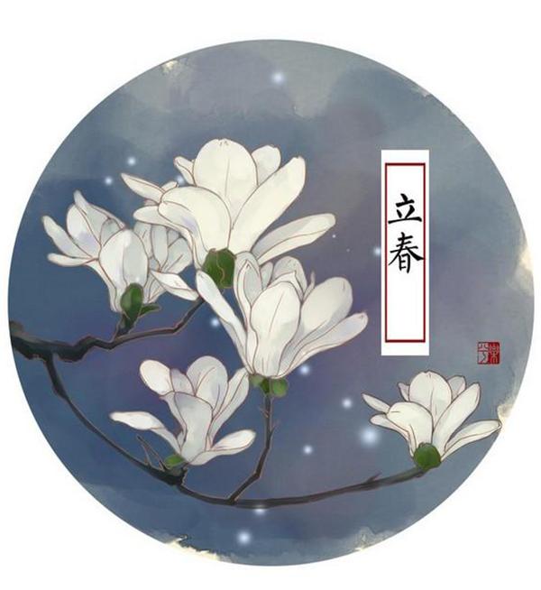"""""""寒随一夜去,春逐五更来。""""天文教育专家、天津市天文学会理事赵之珩介绍说,立春为农历二十四节气中的第一个节气,又叫""""打春"""",就是冬至数九后的第六个""""九""""开始,所以有""""春打六九头""""之说。"""