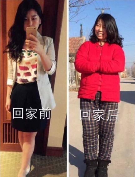 BBC看中国春节:回家后的你,才是真正的你(组图)