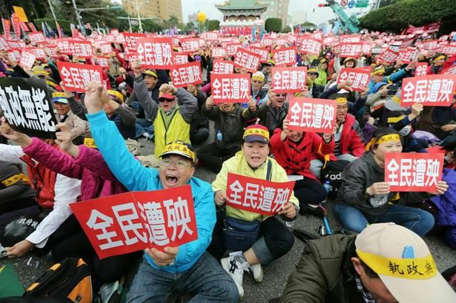 """台湾被美国NGO评为""""最自由"""",得分超过美国"""