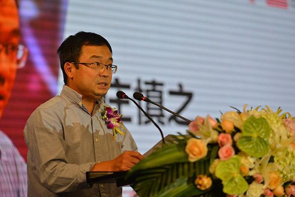 南方报业传媒集团副总经理、广东南方二八九艺术传播有限公司总经理庄慎之