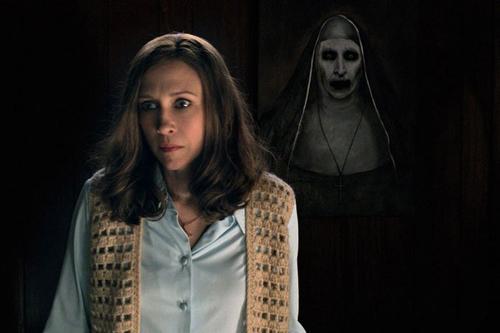 """影片主角是《招魂2》里的""""恶魔修女"""""""