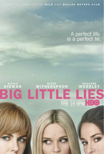 《大小谎言》:逆天卡司阵容+畅销小说,不用解释了开追吧!